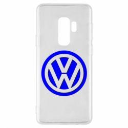 Чохол для Samsung S9+ Логотип Volkswagen