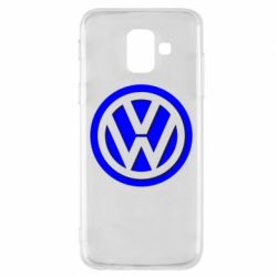 Чохол для Samsung A6 2018 Логотип Volkswagen