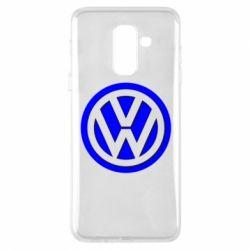 Чохол для Samsung A6+ 2018 Логотип Volkswagen