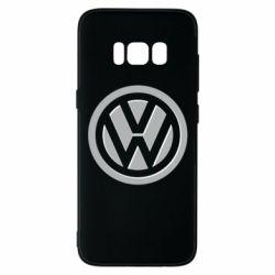 Чохол для Samsung S8 Логотип Volkswagen