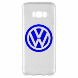 Чохол для Samsung S8+ Логотип Volkswagen