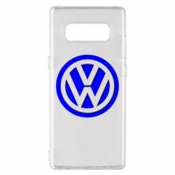 Чохол для Samsung Note 8 Логотип Volkswagen