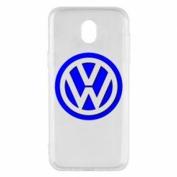 Чохол для Samsung J5 2017 Логотип Volkswagen