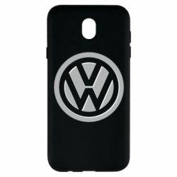 Чохол для Samsung J7 2017 Логотип Volkswagen
