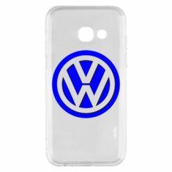Чохол для Samsung A3 2017 Логотип Volkswagen