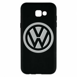 Чохол для Samsung A7 2017 Логотип Volkswagen