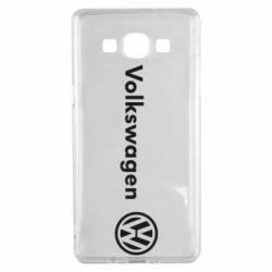 Чехол для Samsung A5 2015 Volkswagen Motors