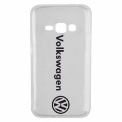 Чехол для Samsung J1 2016 Volkswagen Motors