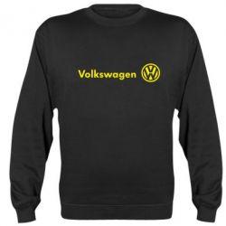 Реглан Volkswagen лого - FatLine
