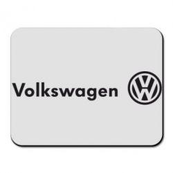 Коврик для мыши Volkswagen Motors - FatLine