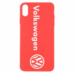 Чехол для iPhone X/Xs Volkswagen Motors