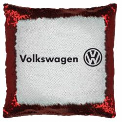 Подушка-хамелеон Volkswagen Motors