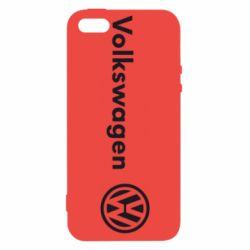Чехол для iPhone5/5S/SE Volkswagen Motors