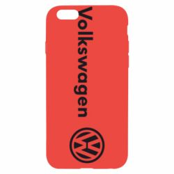 Чехол для iPhone 6 Volkswagen Motors