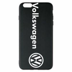 Чехол для iPhone 6 Plus/6S Plus Volkswagen Motors