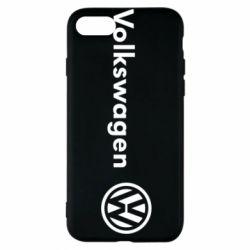 Чехол для iPhone 7 Volkswagen Motors
