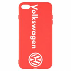 Чехол для iPhone 7 Plus Volkswagen Motors
