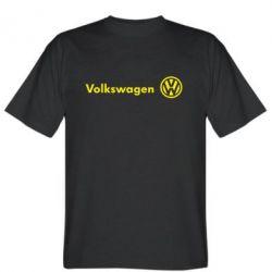 Футболка Volkswagen лого