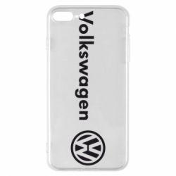 Чехол для iPhone 8 Plus Volkswagen Motors