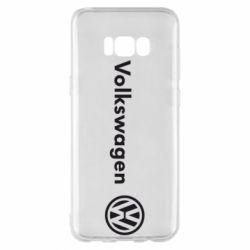 Чехол для Samsung S8+ Volkswagen Motors