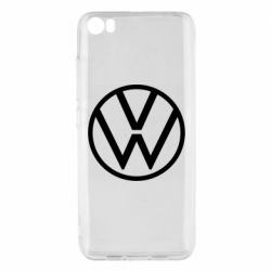 Чехол для Xiaomi Mi5/Mi5 Pro Volkswagen new logo