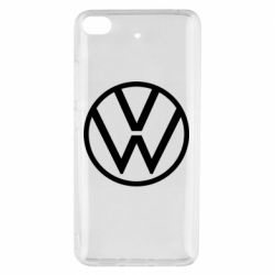 Чехол для Xiaomi Mi 5s Volkswagen new logo