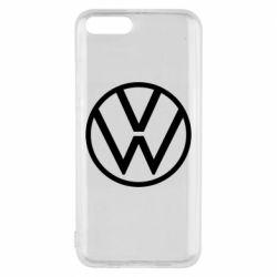 Чехол для Xiaomi Mi6 Volkswagen new logo