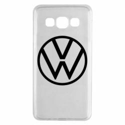 Чехол для Samsung A3 2015 Volkswagen new logo