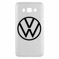 Чехол для Samsung J5 2016 Volkswagen new logo