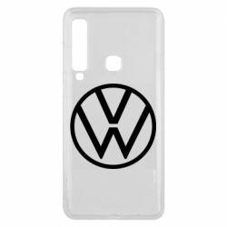 Чехол для Samsung A9 2018 Volkswagen new logo