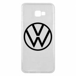 Чехол для Samsung J4 Plus 2018 Volkswagen new logo