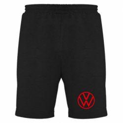 Мужские шорты Volkswagen new logo