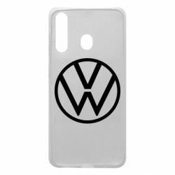 Чехол для Samsung A60 Volkswagen new logo