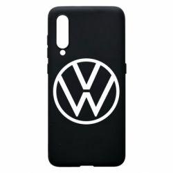 Чехол для Xiaomi Mi9 Volkswagen new logo