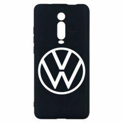 Чехол для Xiaomi Mi9T Volkswagen new logo