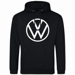 Мужская толстовка Volkswagen new logo