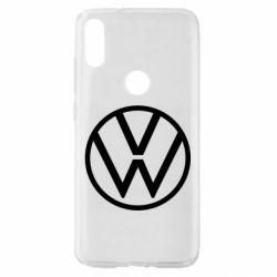 Чехол для Xiaomi Mi Play Volkswagen new logo