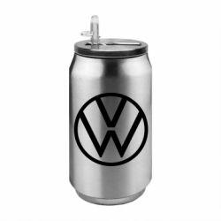 Термобанка 350ml Volkswagen new logo