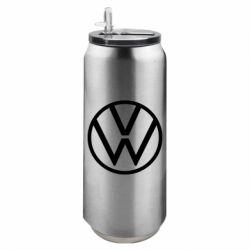 Термобанка 500ml Volkswagen new logo