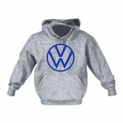Детская толстовка Volkswagen new logo