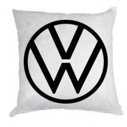 Подушка Volkswagen new logo