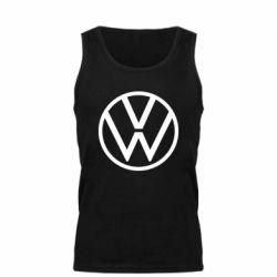 Мужская майка Volkswagen new logo