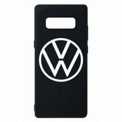Чехол для Samsung Note 8 Volkswagen new logo