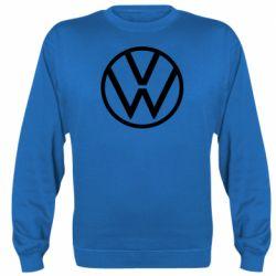 Реглан (свитшот) Volkswagen new logo