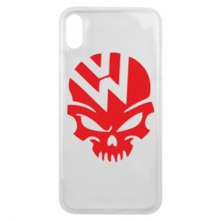 Чехол для iPhone Xs Max Volkswagen Skull