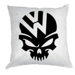 Подушка Volkswagen Skull - FatLine