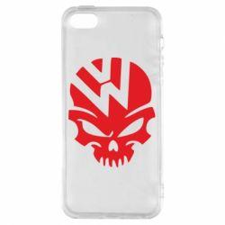 Чехол для iPhone5/5S/SE Volkswagen Skull