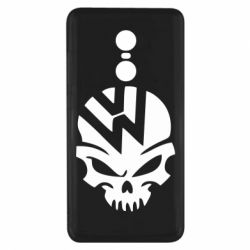 Чехол для Xiaomi Redmi Note 4x Volkswagen Skull