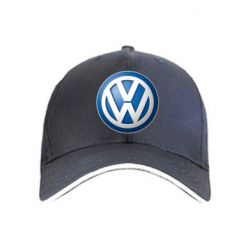 кепка Volkswagen Small Logo - FatLine