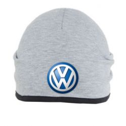 Шапка Volkswagen Small Logo - FatLine